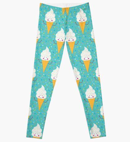 Ice Cream Party Leggings