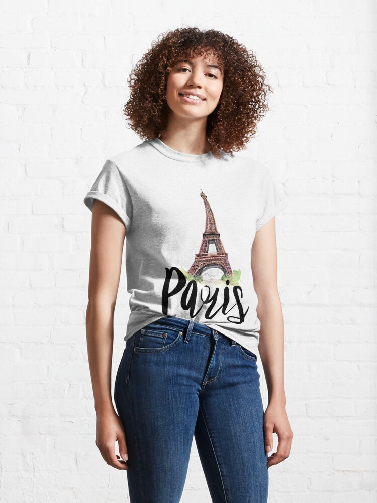 Alternate view of Paris Classic T-Shirt