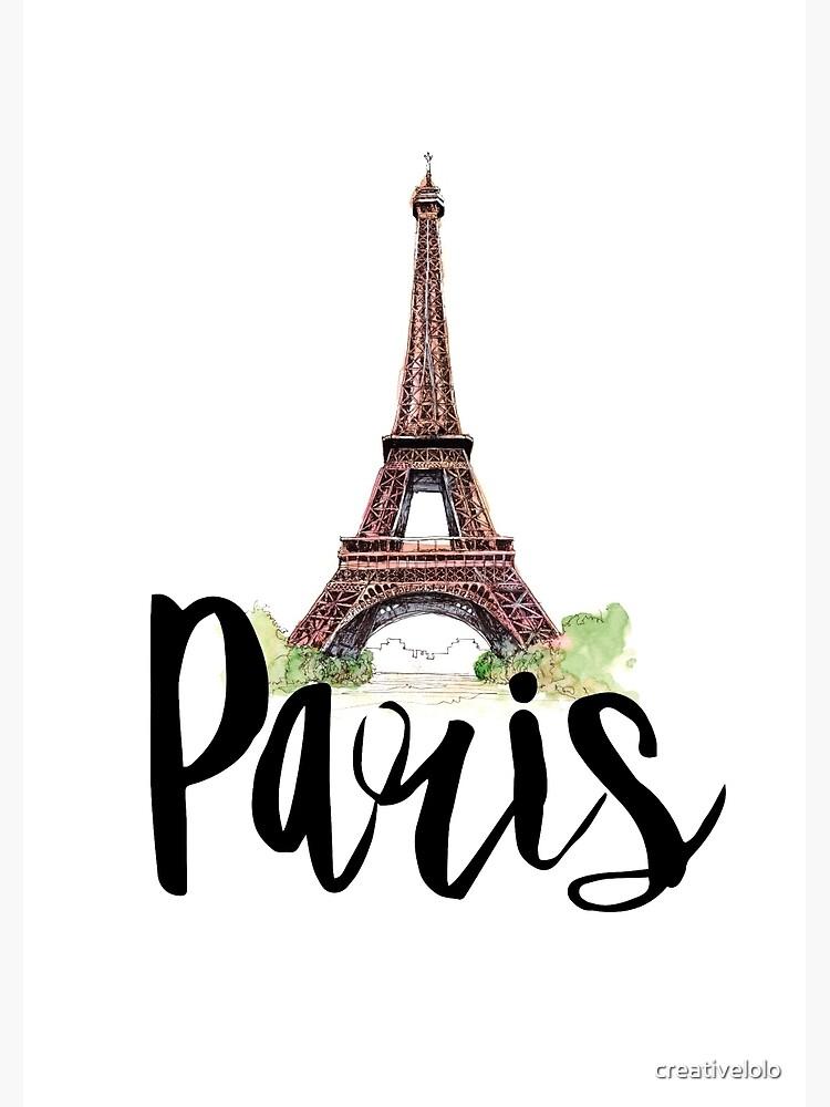 Paris by creativelolo