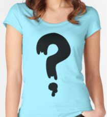 Gravity Falls - Soos Cosplay Shirt Women's Fitted Scoop T-Shirt