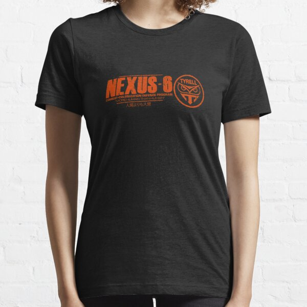 Nexus 6 - Blade Runner - Roy Batty Essential T-Shirt