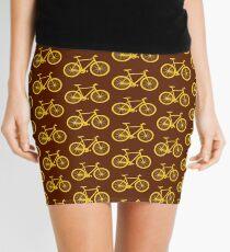 Fixie Bike Mini Skirt