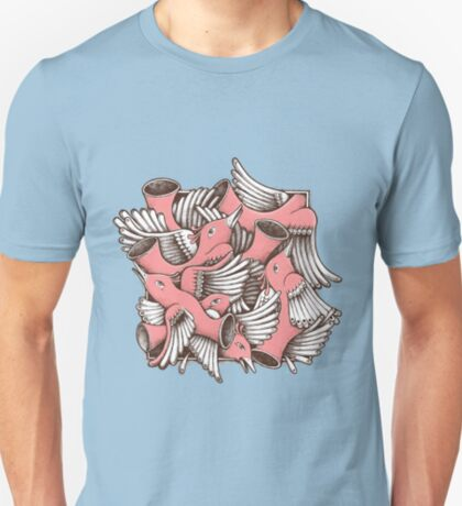 RED BIRDS T-Shirt