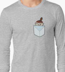 Little Pocket Troll Long Sleeve T-Shirt