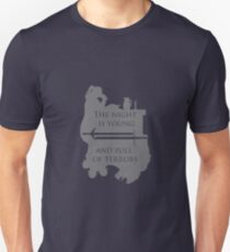 The Night Is Young Unisex T-Shirt