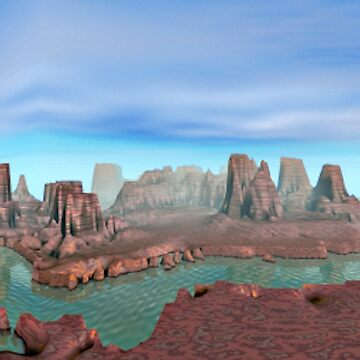 Black Mesa skybox by xendanceshop