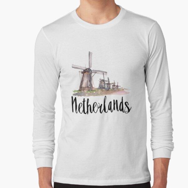 Netherlands Long Sleeve T-Shirt