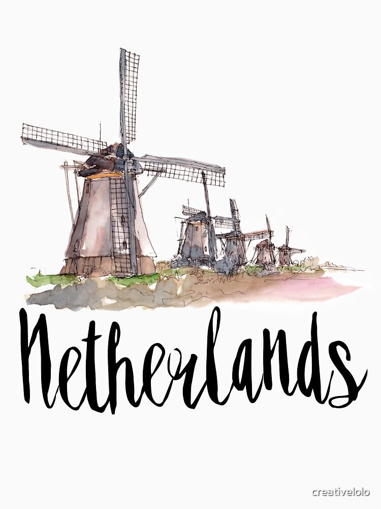 Netherlands by creativelolo