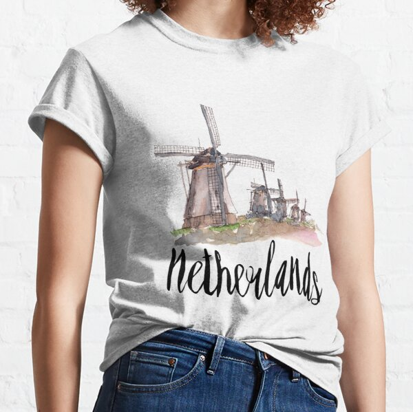 Netherlands Classic T-Shirt