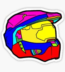 HALO (Rainbow) Sticker