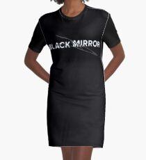 Black Mirror TV Show Netflix Graphic T-Shirt Dress