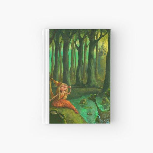 Frog Princess Hardcover Journal