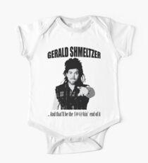 Gerald Shmeltzer One Piece - Short Sleeve