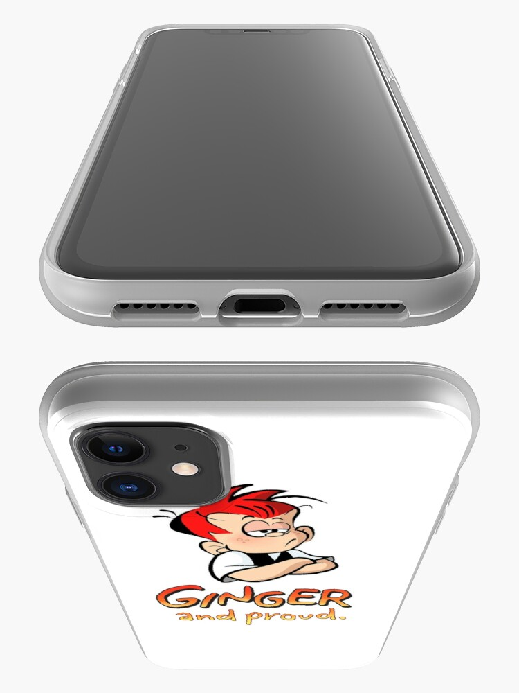 Alternate view of Ginger and Proud (Most Popular!) iPhone Case & Cover