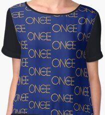 Once Upon A Time - logo Chiffon Top