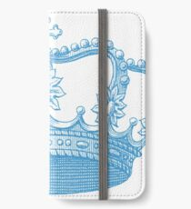 Vintage Crown iPhone Wallet/Case/Skin
