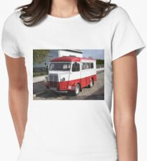 Citroën Typ H Tub Womens Fitted T-Shirt