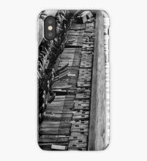 Piano workings iPhone Case/Skin