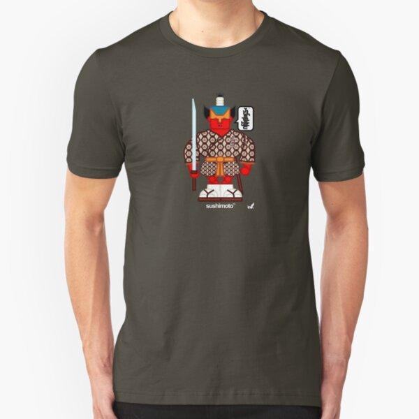 AFR Superheroes #10 - Sushimoto Slim Fit T-Shirt