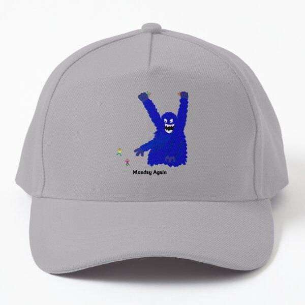 Monday Monster Baseball Cap