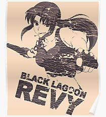 Revy VINTAGE Poster