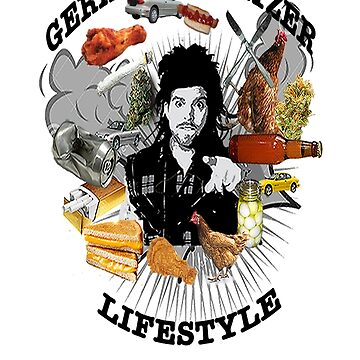Gerald Shmeltzer Lifestyle (light shirt version) by RoseFolks