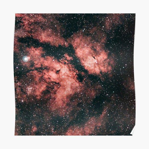 The Butterfly Nebula  Poster