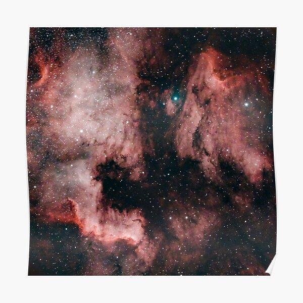The North American Nebula  Poster