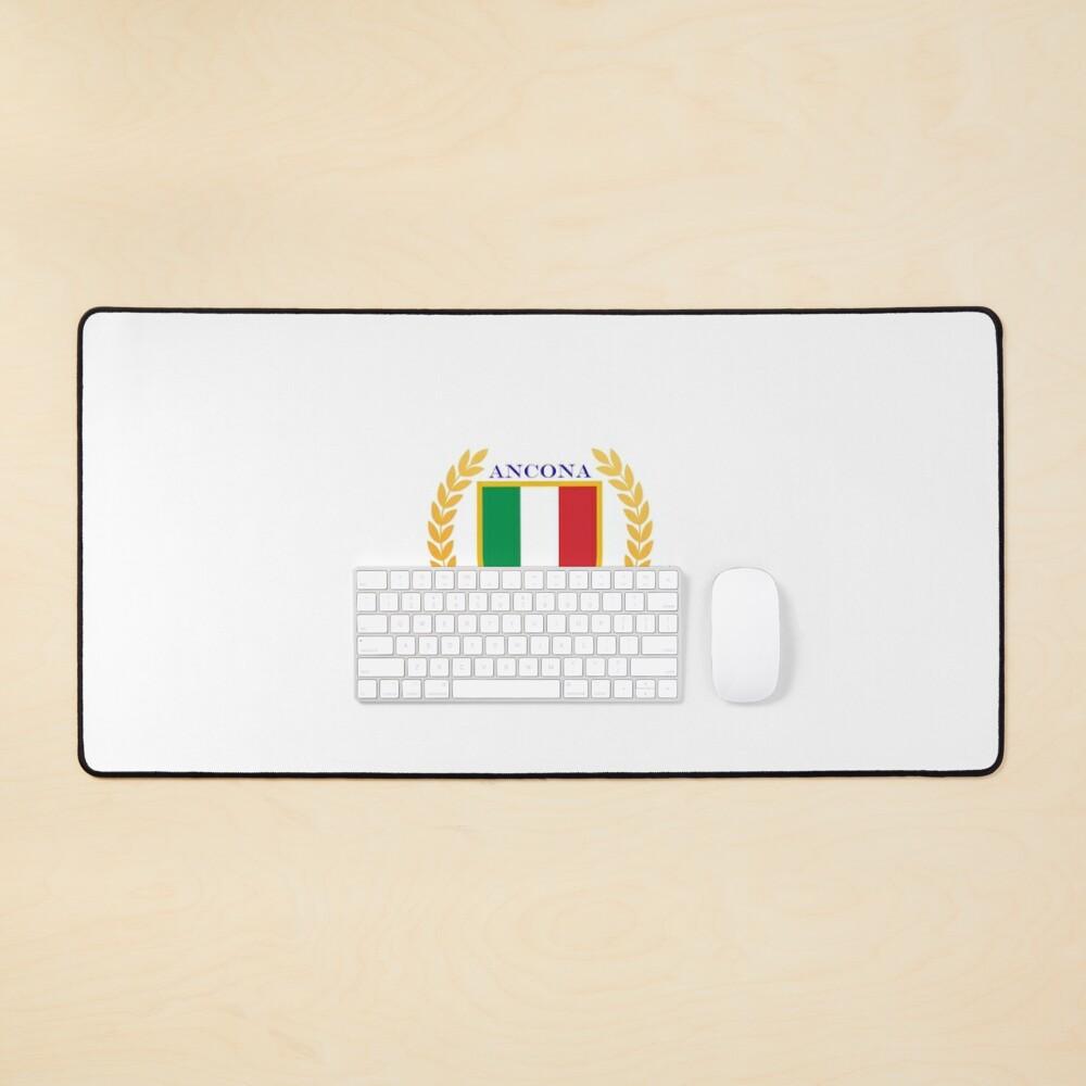 Ancona Italy Mouse Pad