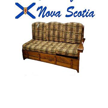 New Chesterfield Nova Scotia  by RoseFolks