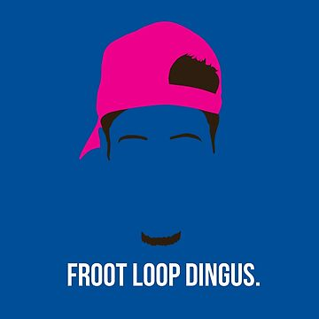 Froot Loop Dingus by kingsrock