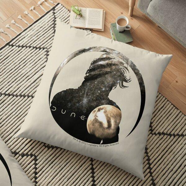 Dune - Paul Atreides Silhouette Floor Pillow