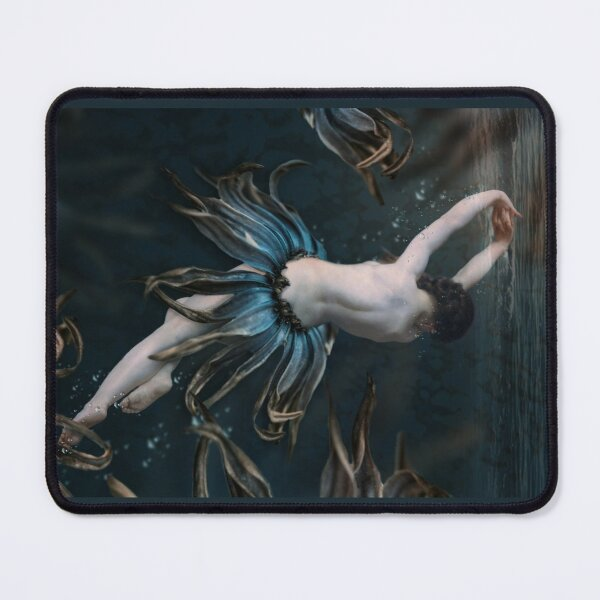 Underwater dance Mouse Pad