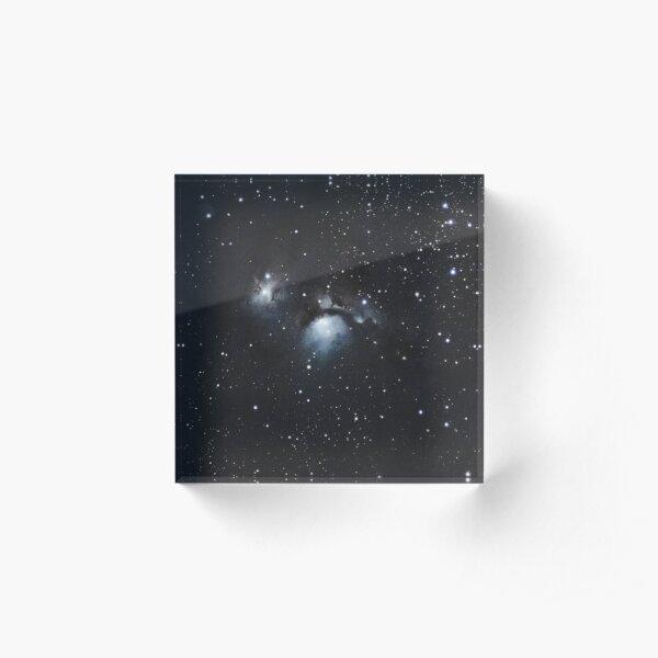 M78 nebula  Acrylic Block