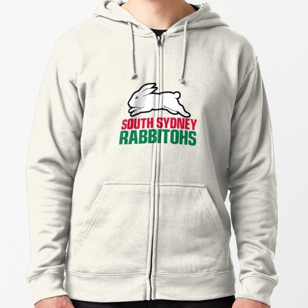 South Sidney Rabbithos Zipped Hoodie