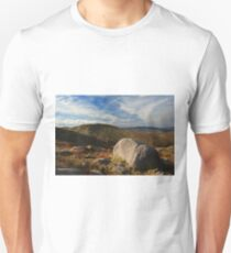 Towards Lavaghmore From Croaghgorm T-Shirt