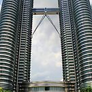 Petronas Twin Towers by zhao wei koh