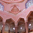 Putra Mosque Interior by zhao wei koh