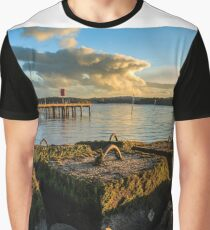 Rossclare Jetty Graphic T-Shirt