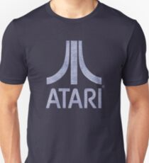 ° GEEK ° Atari Denim Logo Unisex T-Shirt