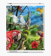 Parrot Island iPad Case/Skin