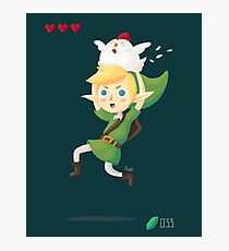 Happy Link Photographic Print
