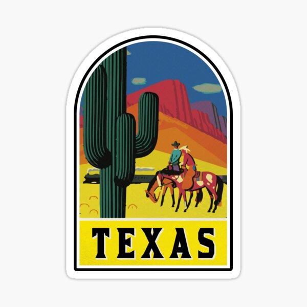 Cody  Wyoming  Buffalo Bill   Vintage Style   Travel Decal Luggage Label Sticker