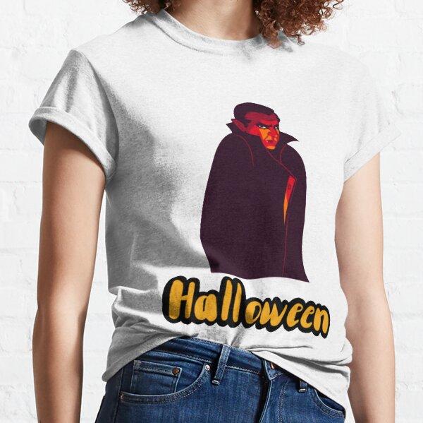 Halloweenand horror Classic T-Shirt