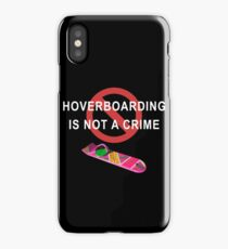 Hoverboarding iPhone Case