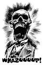 Whazup, Mr. Skullson by Alex Gallego