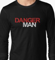 Danger Man - Classic 60s Telly T-Shirt