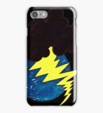Dark Earth Lighening iPhone Case/Skin