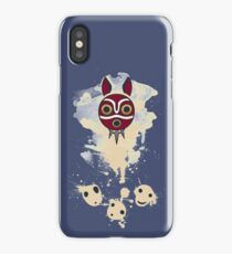 Mononoke Splash iPhone Case/Skin