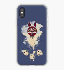 Mononoke Splash iPhone Case